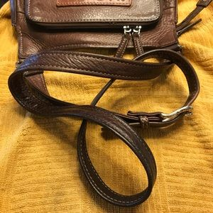 Fossil Bags - 👜Fossil genuine leather crossbody bag👜